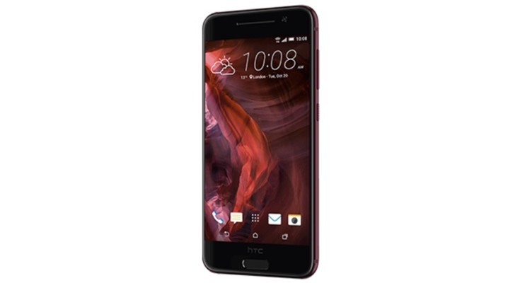HTC One A9 Garnet colour exclusively on Vodafone in UK