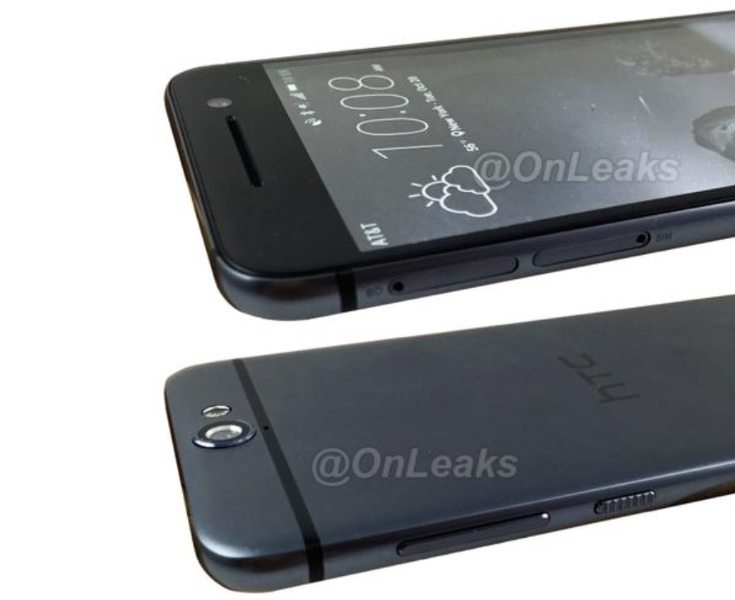 HTC One A9 images of dummy unit b