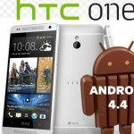 HTC One Android 4.4 update for US