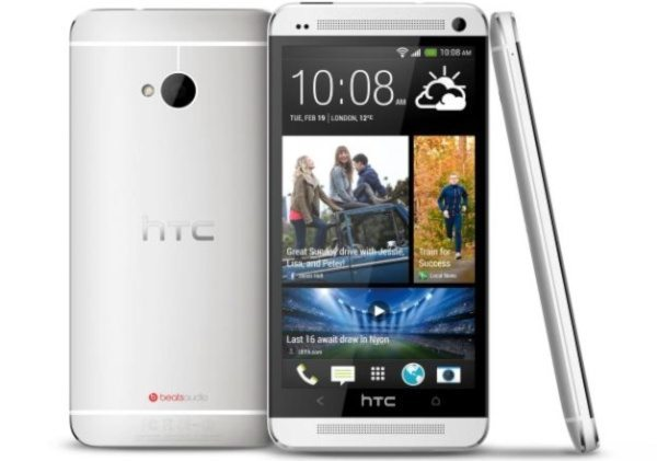 HTC One Android update for India b