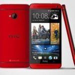 HTC One Glamour Red UK release favoritism