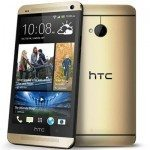 HTC One Gold Vodafone price with CPW