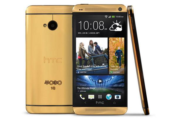 HTC One Gold launch won't leave much change