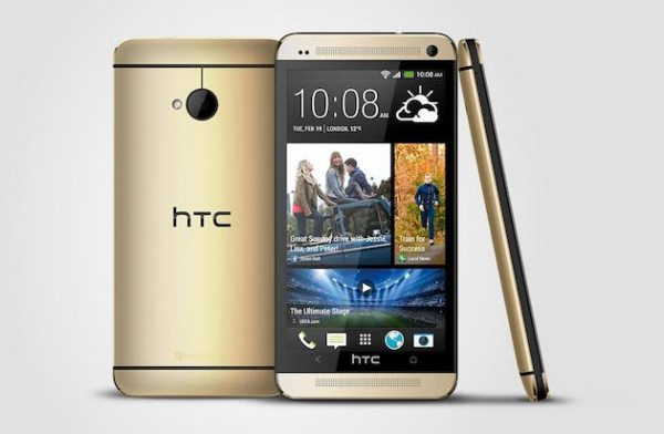 HTC One Gold pre-Christmas release is official