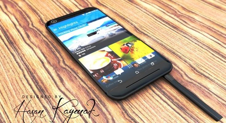 HTC One M10 XL concept design teases prospects