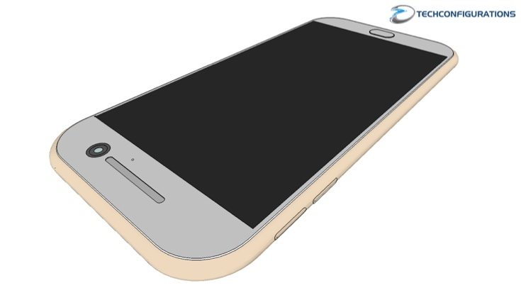 HTC One M10 renders b