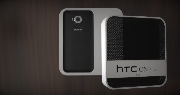 HTC One M10 tantalizer d