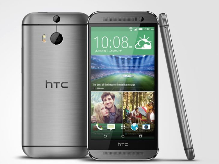 HTC One M8 in India treated to Eye Experience with KitKat update