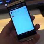 HTC One M8 Harman Kardon Edition hands on initial look