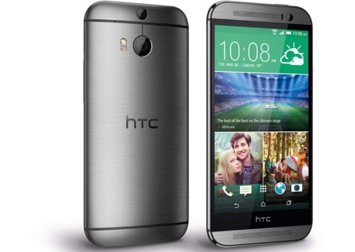 HTC One M8 Lollipop update reaches India
