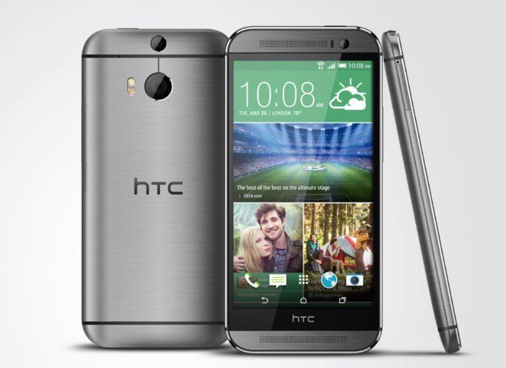 HTC One M8 M7 update