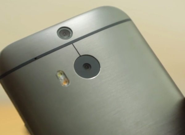 HTC One M8 camera review gives verdict