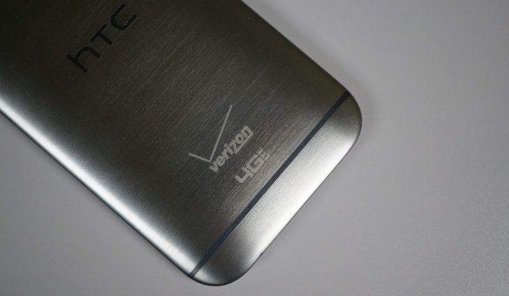 HTC One M8 on Verizon Android update