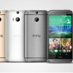 HTC One M8 release in May says UK carrier