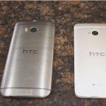 HTC One M8 vs HTC One video comparison