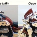 HTC One M8 vs Oppo Find 7a camera performance compared