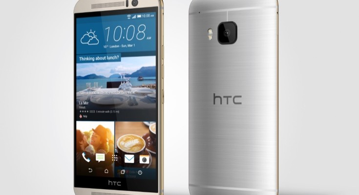HTC One M9 on Verizon or T-Mobile, Marshmallow update starts February 16