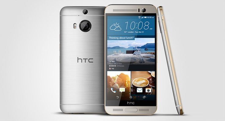 HTC One M9+ confirmed release for Europe