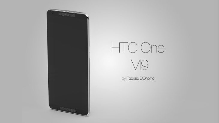 HTC One M9 design b