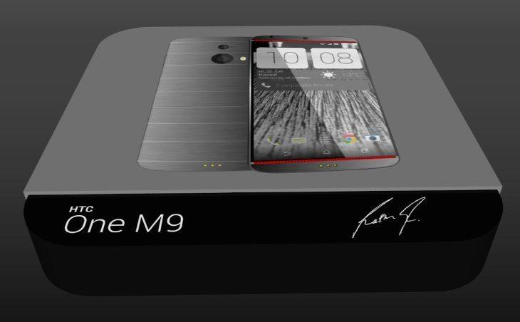 HTC One M9 design features optimistic specs