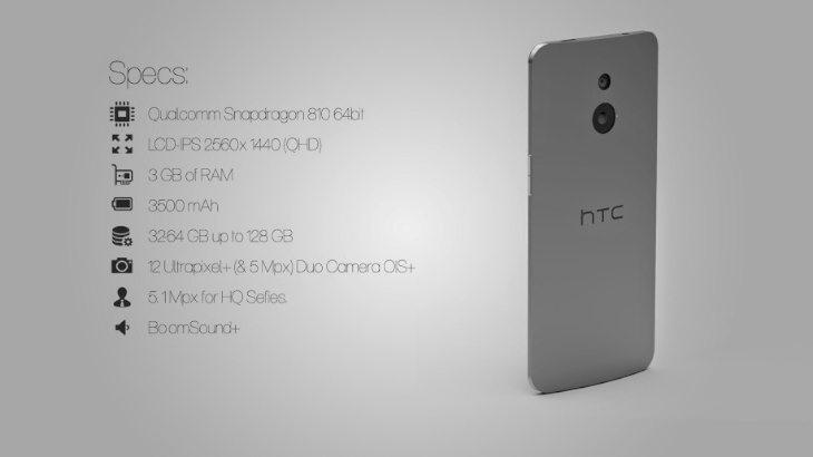 HTC One M9 design c