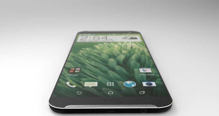 New HTC One M9 look reflects desired specs �� Phone Reviews