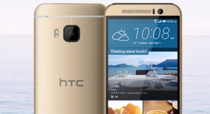 HTC One M9 on Verizon Android 5.1 update arrives today