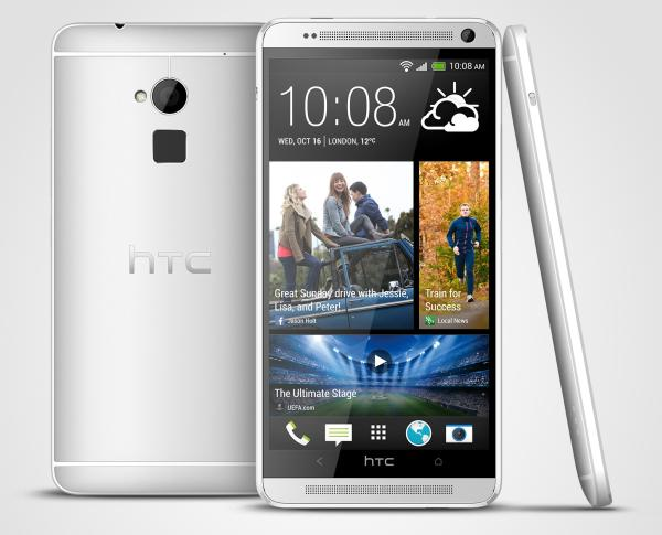 HTC One Max launched with UK release favouritism