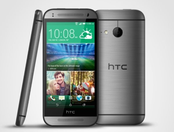 HTC One Mini 2 vs iPhone 5S highlights