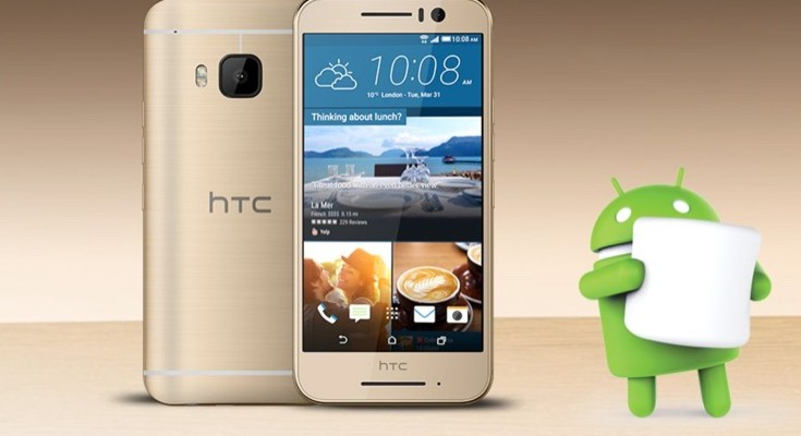 HTC One S9 is officially listed and features stereo BoomSound