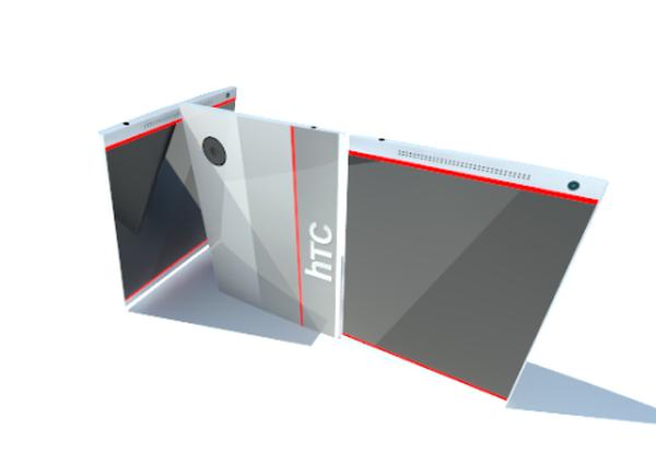 HTC One Ultra Tablet imagined