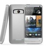 HTC One battery life doubles to 5000 mAh