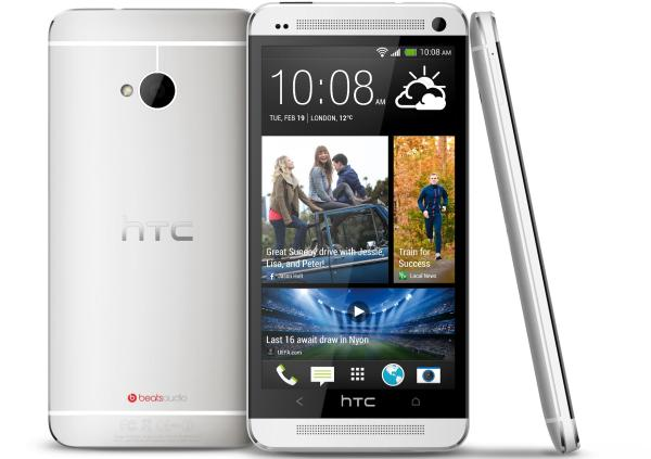 HTC One shootout