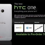 HTC One unlocked models out of stock in US