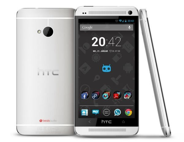 HTC One vs Cubot One in spot the difference