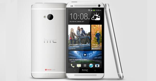 HTC One with dual boot OS could be a possibility