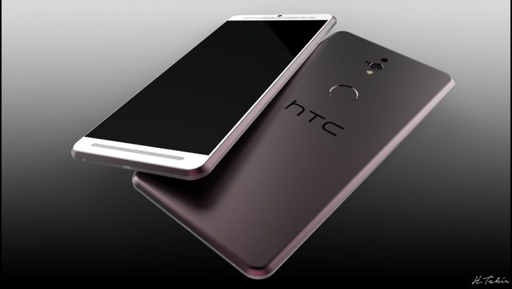HTC Perfume :M10 concept viewpoint