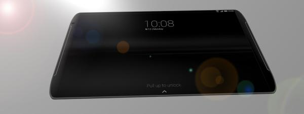 HTC Nexus 10 tablet imagined