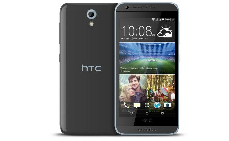 The HTC Desire 620G Dual SIM arrives in India for Rs. 15,900