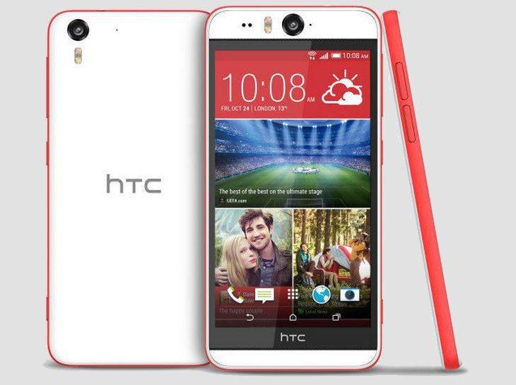 HTC Desire EYE coming exclusively to AT&T for the Holidays
