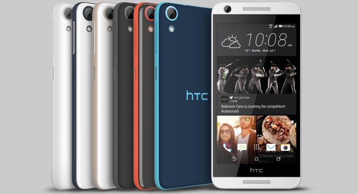 HTC announces the HTC Desire 626, Desire 526 and Desire 520 for the US
