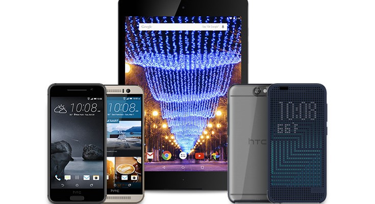 HTC Holiday Hot Deals promotion offers up steep discounts online
