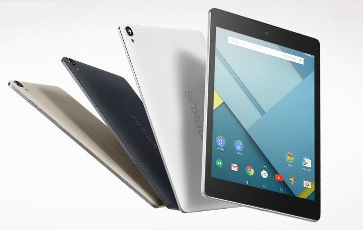 Nexus 9 UK release coming to O2 on January 19