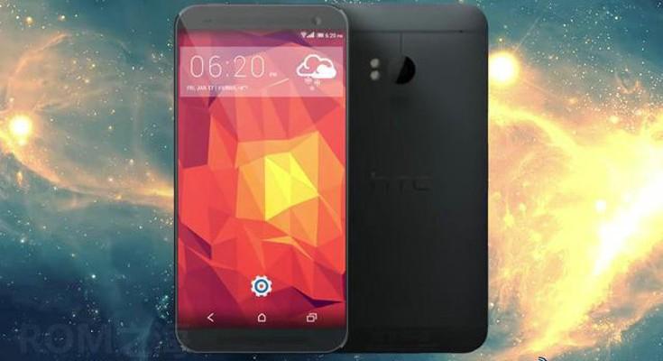 HTC O2 smartphone