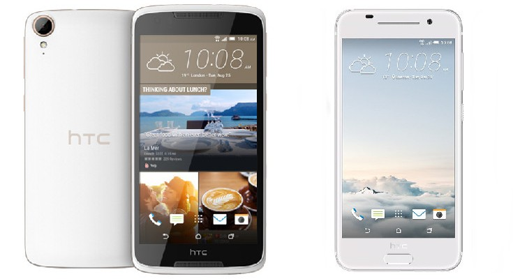 HTC Desire 828 Dual SIM and HTC One A9 India release is official