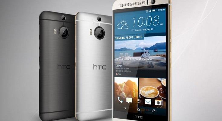 HTC One M9+ Aurora Edition announced for Taiwan