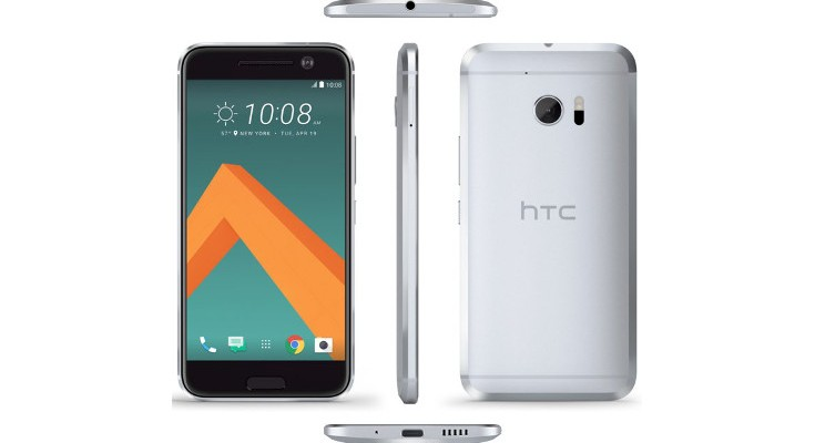 New HTC 10 photos emerge along with specifications