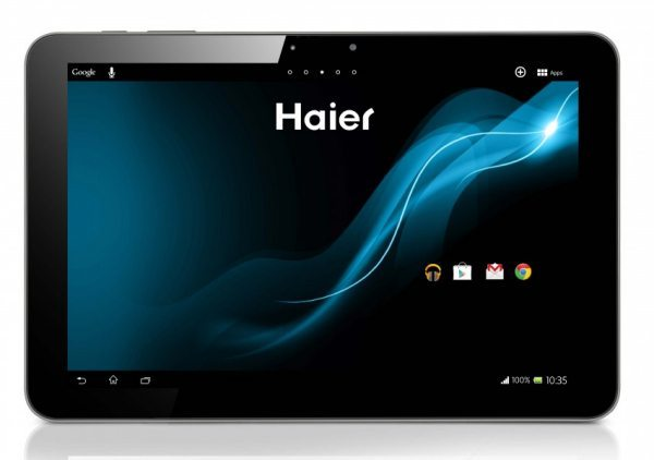Haier tablet price, specs for H6000, Mini 781, Maxi 1043
