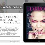 Harrods Magazine iPad app wins Lovie Award