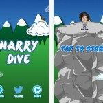 Harry Dive One Direction iPhone game released